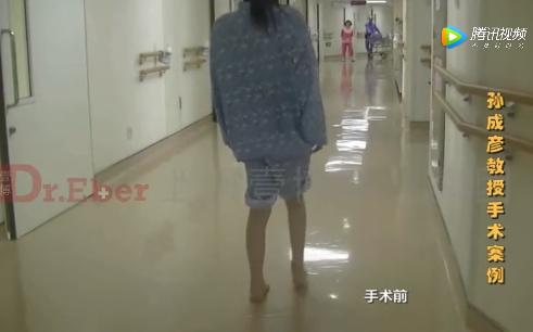 【视频案例】23岁脑瘫女孩:原来脚踏实地的感觉这么好!